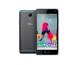 WIKO U FEEL LITE GRIS MÓVIL 4G / 5'' / LECTOR HUELLA / 4CORE / 16GB / 2GB RAM / 8MP / 5MP
