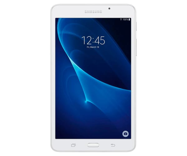 SAMSUNG GALAXY TAB A 7.0 BLANCA SM-T285 TABLET 4G 7'' IPS/4CORE/8GB/1.5GB RAM/5MP/2MP