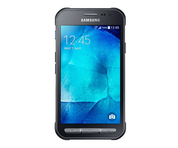 SAMSUNG XCOVER 3 GRIS OSCURO MÓVIL RUGGED SM-G389 4G 4.5''/4CORE/8GB/1.5GB RAM/5MP/2MP