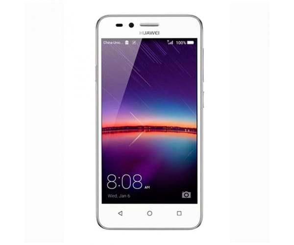 HUAWEI Y3 II BLANCO MÓVIL DUAL SIM 4G 4.5''/4CORE/8GB/1GB RAM/5MP/2MP