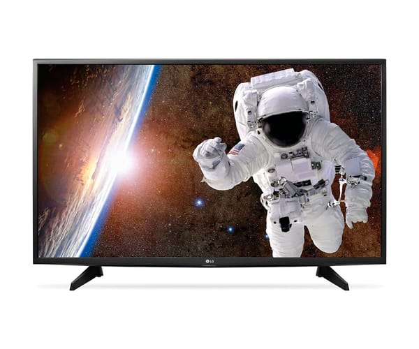 LG 43LH590V TELEVISOR 43'' FULL HD 450 HZ SMART TV WIFI WEBOS 3.0