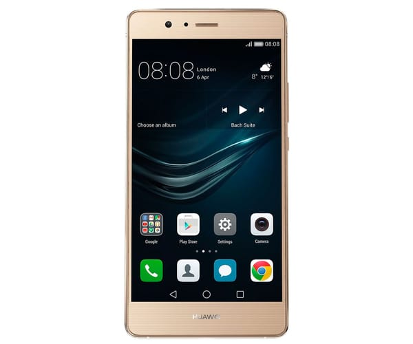 HUAWEI P9 LITE DORADO MÓVIL 4G 5.2'' IPS/8CORE/16GB/2GB RAM/13MP/8MP