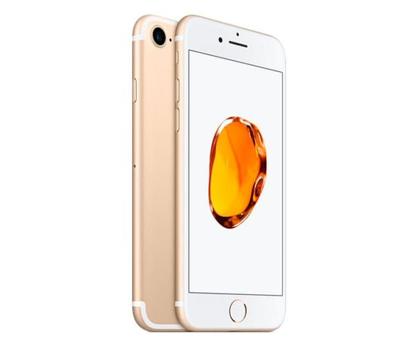 APPLE IPHONE 7 256GB DORADO MÓVIL 4G 4.7'' IPS/4CORE/256GB/2GB RAM/12MP OIS/7MP