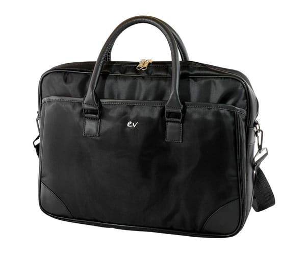 E-VITTA BUSINESS LAPTOP NEGRO MEN MALETÍN ORDENADOR 15.4'' - 16''