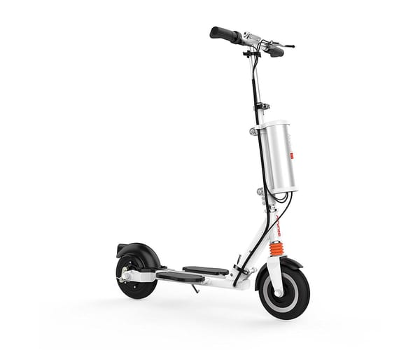 AIRWHEEL Z3 170WH GRIS SCOOTER ELÉCTRICO PLEGABLE 20 KM/H
