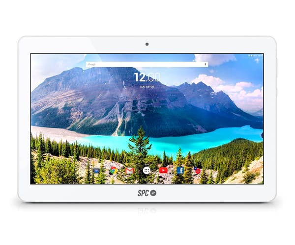 SPC GLOW 10 TABLET 10.6'' IPS/4CORE/32GB/1GB RAM/2MP/VGA