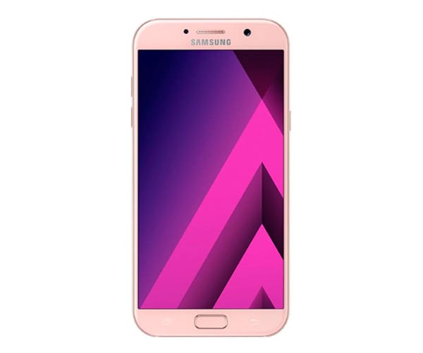 SAMSUNG GALAXY A5 (2017) ROSA MÓVIL 4G 5.2'' SAMOLED FHD/8CORE/32GB/3GB RAM/16MP/16MP