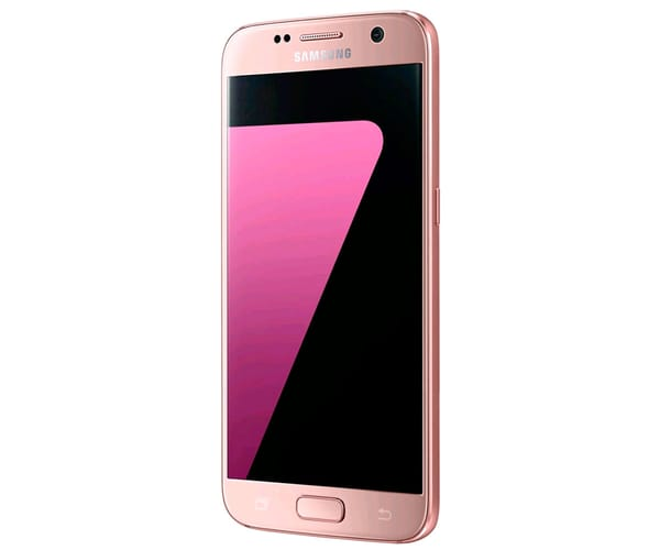 SAMSUNG GALAXY S7 32GB ROSA DORADO SM-G930 MÓVIL 4G 5.1''/8CORE/32GB/4GB RAM/12MP/5MP