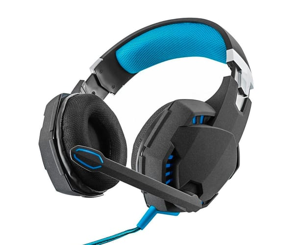 TRUST GXT 363 7.1 BASS 7.1 AURICULARES GAMING CON SONIDO ENVOLVENTE Y LED