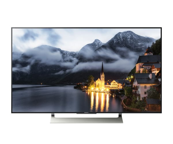 SONY KD75XE9005 TELEVISOR 75'' LCD LED HDR 4K HDR TRILUMINOS 1000 HZ ANDROID TV