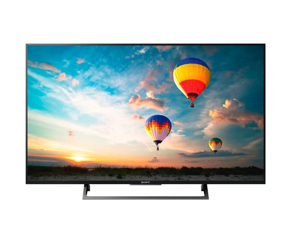 SONY KD-49XE8096 TELEVISOR 49'' LCD EDGE LED TRILUMINOS UHD 4K HDR 400 Hz SMART TV ANDROID BLUETOOTH TV HDMI LAN USB GRABADOR Y REPRODUCTOR MULTIMEDIA