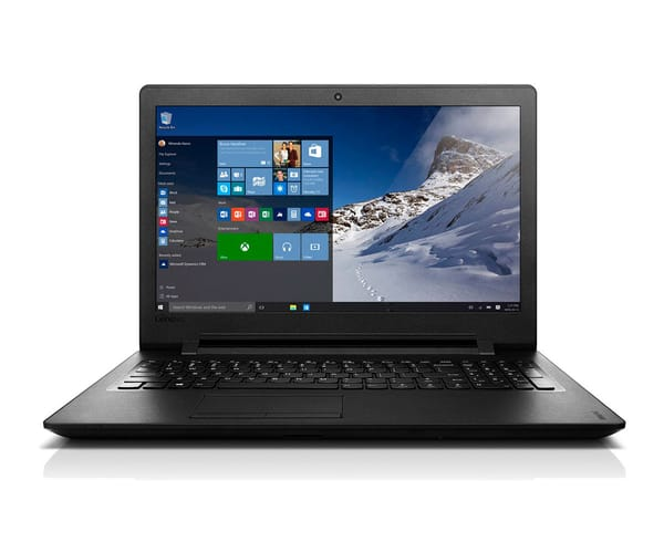 LENOVO  110-15ISK PORTÁTIL 15.6'' LED HD/ INTEL CORE i3 2.3GHz/ HDD 1 TB/ 4GB RAM/ DVD/ W 10 HOME