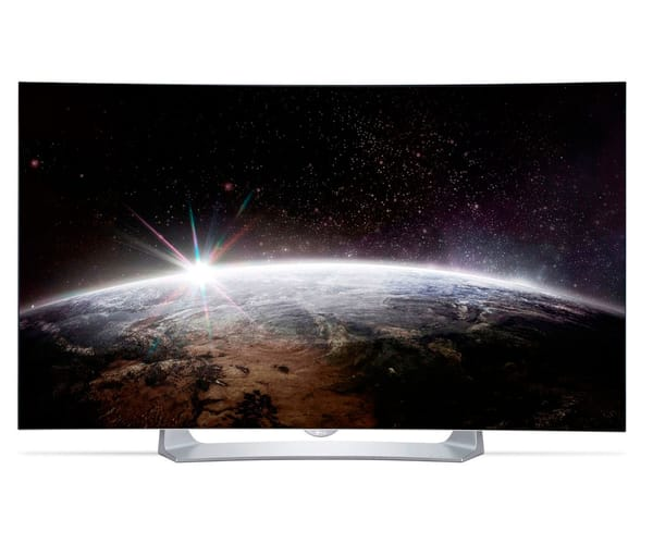LG 55EG910V TELEVISOR OLED CURVO FULL HD 3D 55'' SMART TV