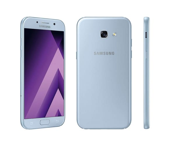 SAMSUNG GALAXY A5 (2017) AZUL MÓVIL 4G 5.2'' SAMOLED FHD/8CORE/32GB/3GB RAM/16MP/16MP