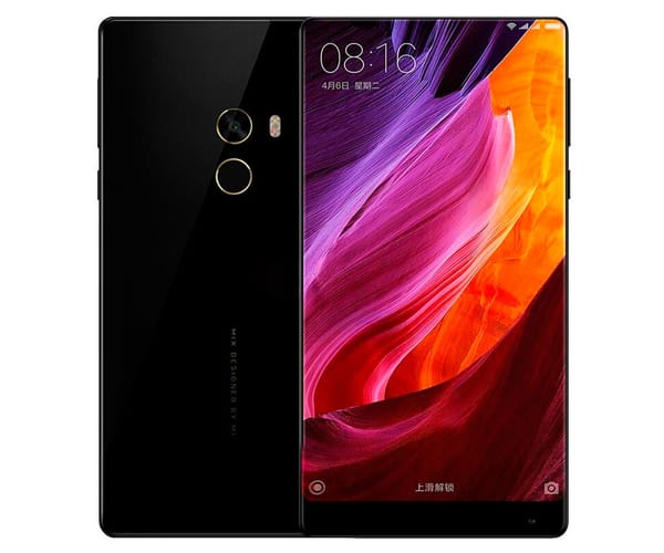 XIAOMI MI MIX 128GB NEGRO MÓVIL DUAL SIM 4G 6.4'' IPS FHD/4CORE/128GB/4GB RAM/16MP EIS/5MP