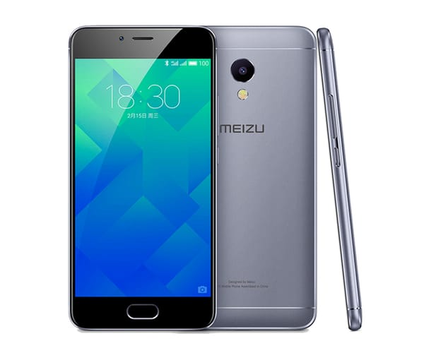 MEIZU M5S 16GB GRIS MÓVIL DUAL SIM 4G 5.2'' IPS/8CORE/16GB/3GB RAM/13MP/5MP