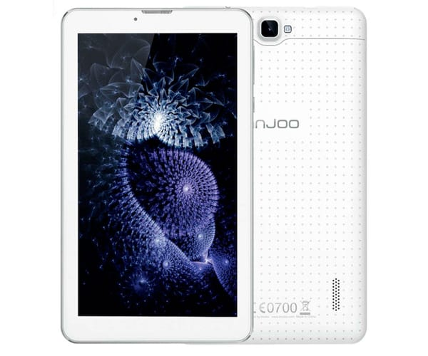 INNJOO F5 BLANCO TABLET 3G DUAL SIM 7.0'' IPS/4CORE/8GB/1GB RAM/2MP/VGA