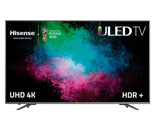 HISENSE H65N6800 TELEVISOR 65'' LCD LED UHD 4K HDR 2200 HZ SMART TV WIFI