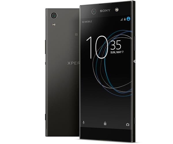 SONY XPERIA XA1 ULTRA NEGRO MÓVIL 4G 6'' IPS/8CORE/32GB/4GB/23MP/16MP