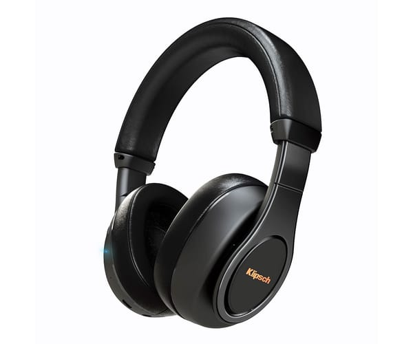 KLIPSCH REFERENCE OVER-EAR BLUETOOTH NEGROS DE ALTA CALIDAD INALÁMBRICOS Y PLEGABLES