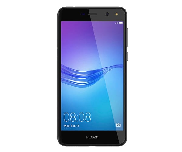 HUAWEI Y6 (2017) NEGRO MÓVIL 4G DUAL SIM 5'' IPS HD/4CORE/16GB/2GB RAM/13MP/5MP