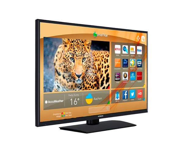 HITACHI 32HB4T41 TELEVISOR 32'' LCD LED HD READY SMART TV WIFI