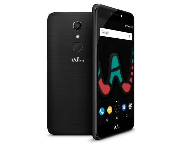 WIKO UPULSE LITE NEGRO MÓVIL 4G DUAL SIM 5.2'' IPS HD/4CORE/32GB/3GB RAM/13MP/8MP