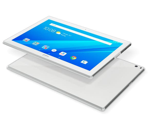 LENOVO TAB4 10 BLANCO TABLET WIFI 10.1'' IPS HD/4CORE/16GB/2GB RAM/5MP/2MP