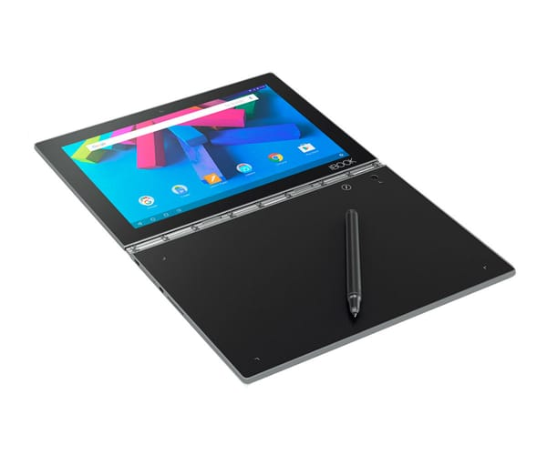 LENOVO YOGA BOOK GRIS TABLET WIFI 10.1'' IPS FHD/x5 1.44GHz/64GB/4GB RAM/8MP/2MP