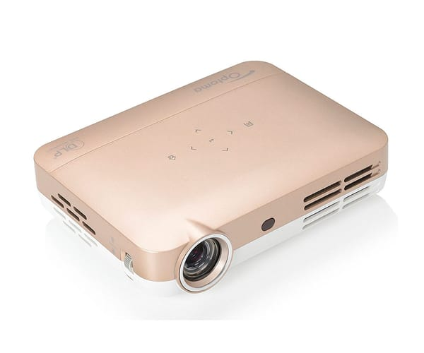 OPTOMA ML330 DORADO PROYECTOR LED HD READY ULTRA COMPACTO ANDROID