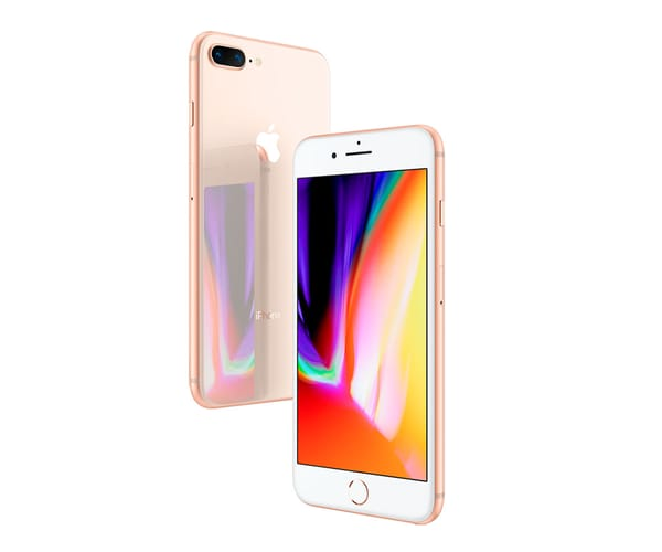 APPLE IPHONE 8 PLUS 256GB DORADO MÓVIL 4G 5.5'' RETINA FHD/6CORE/256GB/3GB RAM/12MP+12MP/7MP