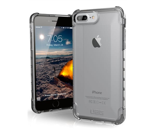 URBAN ARMOR GEAR CARCASA RESISTENTE IPHONE 8 PLUS