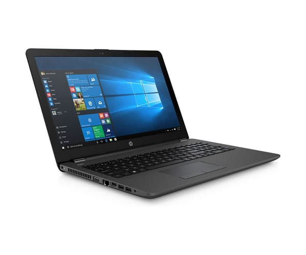 HP NOTEBOOK 255 G6 GRIS PORTÁTIL 15.6'' HD/E2 1.5GHz/1TB/4GB RAM/W10 HOME/DVD