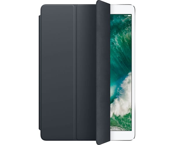 APPLE MQ082ZM/A GRIS CARBÓN SMART COVER FUNDA PARA APPLE IPAD PRO 10.5''