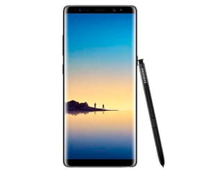 SAMSUNG GALAXY NOTE 8 NEGRO MÓVIL 4G DUAL SIM 6.3'' SAMOLED QHD+/64GB/6GB RAM/12MP+12MP/8MP