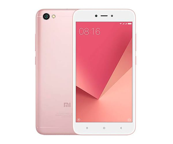 XIAOMI REDMI NOTE 5A ORO ROSA MÓVIL 4G DUAL SIM 5.5'' IPS HD/4CORE/16GB/2GB RAM/13MP/5MP
