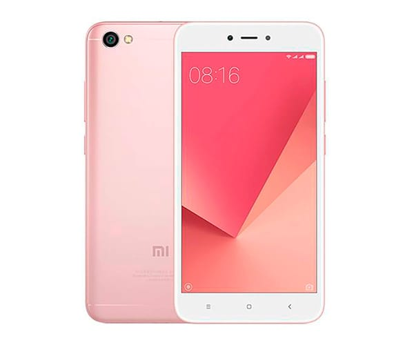 XIAOMI REDMI 5A ORO ROSA MÓVIL 4G DUAL SIM 5'' IPS HD/4CORE/16GB/2GB RAM/13MP/5MP