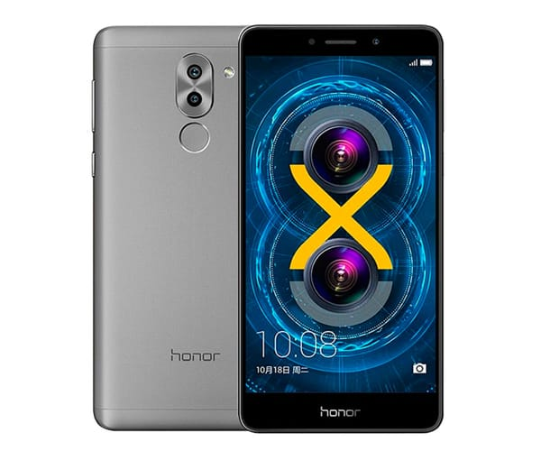 HONOR 6X GRIS MÓVIL 4G DUAL SIM 5.5'' IPS FHD/8CORE/32GB/3GB RAM/12MP+2MP/8MP