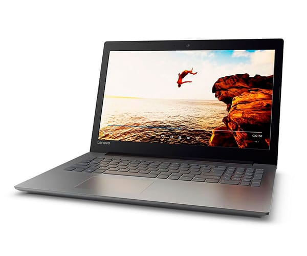 LENOVO IDEAPAD 320-15ISK NEGRO ÓNIX PORTÁTIL 15.6'' LCD LED HD READY/i3 2.0GHz/1TB/4GB RAM/W10 HOME