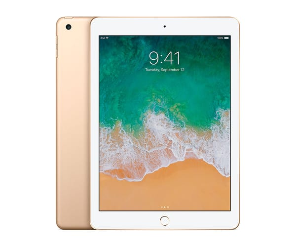 APPLE IPAD MRJN2TY/A WIFI 32GB ORO TABLET 9.7'' RETINA/32GB/2G RAM/8MP/1.2MP