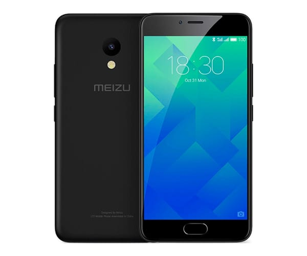MEIZU M5 NEGRO MATE MÓVIL 4G DUAL SIM 5.2'' IPS HD/8CORE/16GB/2GB/13MP/5MP Z REAC.