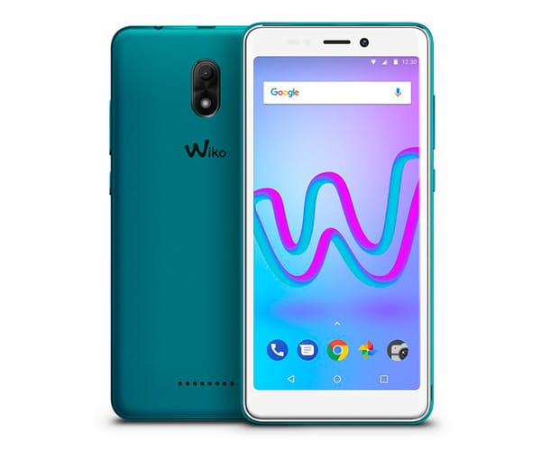 WIKO JERRY3 TURQUESA MÓVIL 3G DUAL SIM 5.45'' IPS FWVGA+/4CORE/16GB/1GB RAM/5MP/5MP