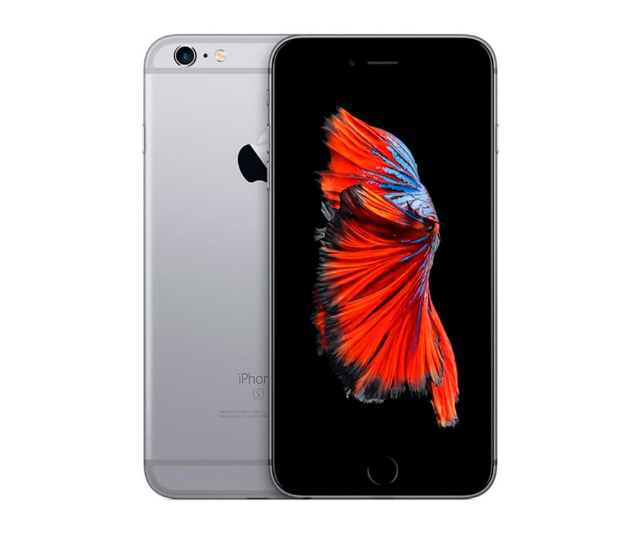 APPLE IPHONE 6S 64GB GRIS ESPACIAL REACONDICIONADO CPO MÓVIL 4G 4.7'' RETINA HD/2CORE/64GB/2GB RAM/12MP/5MP