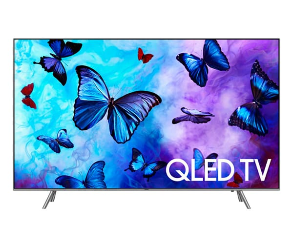 SAMSUNG QE65Q6FNA TELEVISOR 65'' QLED UHD 4K QHDR 1000 2800Hz SMART TV WIFI BLUETOOTH AMBIENT MODE