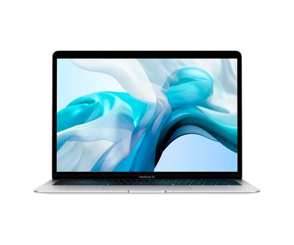 APPLE MACBOOK AIR PLATA PORTÁTIL 13.3'' RETINA IPS QHD+/i5 1.6GHz/SSD 128GB/8GB RAM/macOS