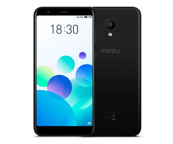 MEIZU M8C NEGRO MÓVIL 4G DUAL SIM 5.45'' IPS HD+/4CORE/16GB/2GB RAM/13MP/8MP