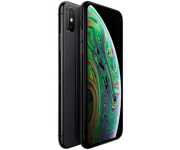 APPLE IPHONE XS MAX 256GB GRIS ESPACIAL MÓVIL 4G 6.5'' SUPER RETINA HD OLED HDR/6CORE/256GB/4GB RAM/12MP+12MP/7MP