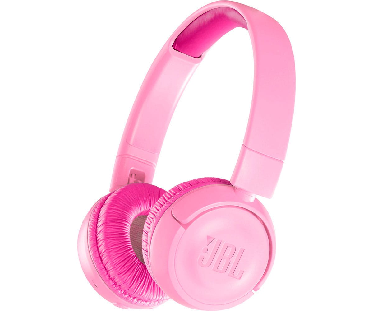JBL JR 300 BT ROSA AURICULARES KIDS ON-EAR INALÁMBRICOS SAFE-SOUND DISEÑADOS PARA NIÑOS