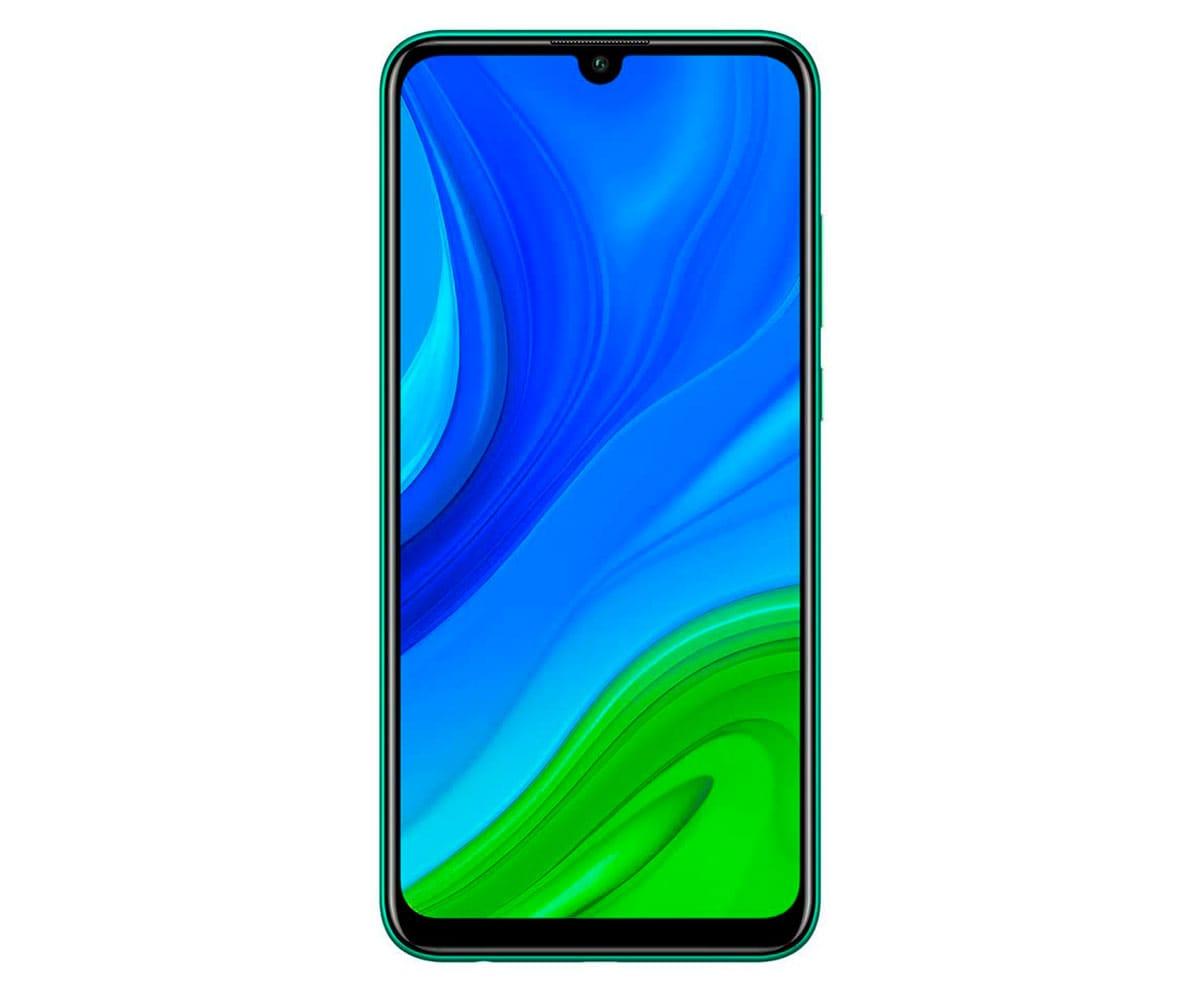 HUAWEI P SMART 2020 VERDE MÓVIL 4G DUAL SIM 6.21'' IPS FHD+ OCTACORE 128GB 4GB RAM DUALCAM 13MP SELFIES 8MP