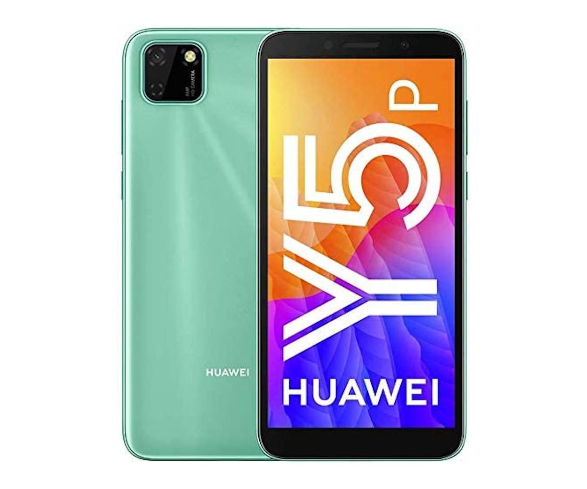HUAWEI Y5P GREEN MÓVIL 4G DUAL SIM 5.45'' IPS HD+/8CORE/32GB/2GB RAM/8MP/5MP